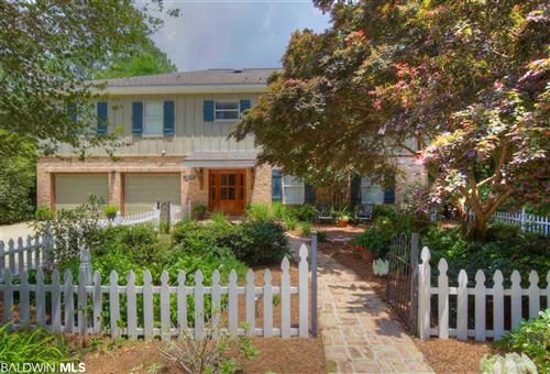 Photo of 12495-A Myrtle Street, Fairhope, AL 36532 (MLS # 291479)