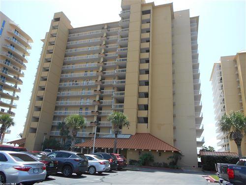 Photo of 25020 Perdido Beach Blvd #501A, Orange Beach, AL 36561 (MLS # 319481)