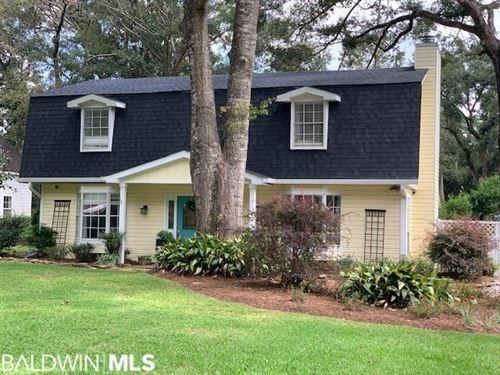 Photo of 12142 Twin Oaks Drive, Magnolia Springs, AL 36555 (MLS # 315492)