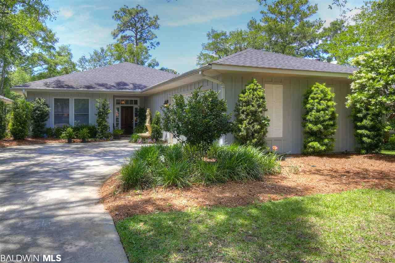 127 Oak Bend Court, Fairhope, AL 36532 - #: 297506