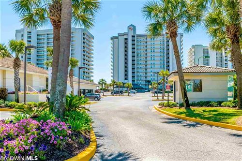 Photo of 24770 Perdido Beach Blvd #1202, Orange Beach, AL 36561 (MLS # 299507)