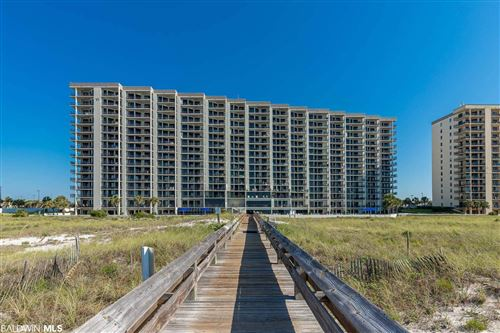 Photo of 26800 Perdido Beach Blvd #708, Orange Beach, AL 36561 (MLS # 313514)