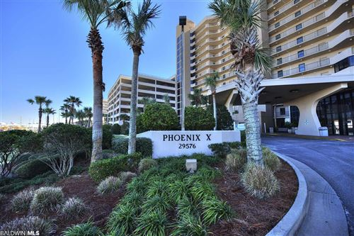 Photo of 29576 Perdido Beach Blvd #1203, Orange Beach, AL 36561 (MLS # 307531)