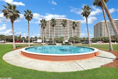 Photo of 28103 Perdido Beach Blvd #B-104, Orange Beach, AL 36561 (MLS # 319538)