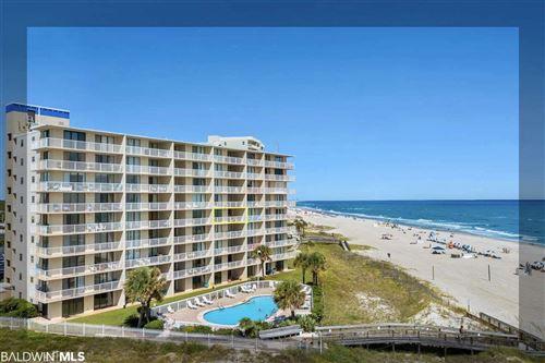 Photo of 24522 Perdido Beach Blvd #3504, Orange Beach, AL 36561 (MLS # 303554)