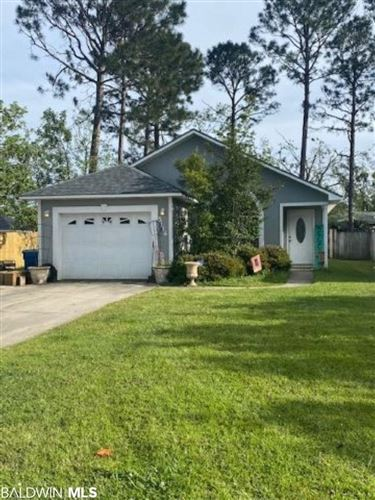 Photo of 5114 Pine Way, Orange Beach, AL 36561 (MLS # 313567)