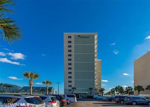 Photo of 24568 Perdido Beach Blvd #1101, Orange Beach, AL 36561 (MLS # 315582)