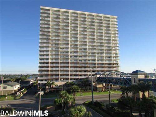 Photo of 1010 W Beach Blvd #603, Gulf Shores, AL 36542 (MLS # 319603)
