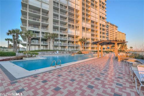 Photo of 24900 Perdido Beach Blvd #1505, Orange Beach, AL 36561 (MLS # 299614)