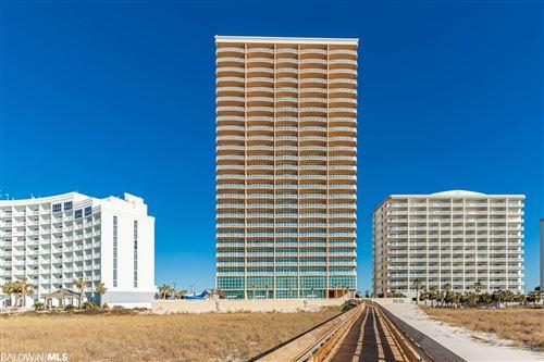 Photo of 26688 Perdido Beach Blvd #1202, Orange Beach, AL 36561 (MLS # 321619)