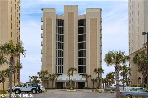 Photo of 24114 Perdido Beach Blvd #402, Orange Beach, AL 36561 (MLS # 304643)