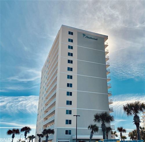 Photo of 24568 Perdido Beach Blvd #808, Orange Beach, AL 36561 (MLS # 299648)