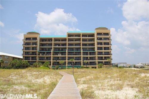 Photo of 27284 Gulf Rd #401, Orange Beach, AL 36561 (MLS # 302656)