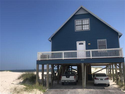 Photo of 2652 Ponce De Leon Drive, Gulf Shores, AL 36542 (MLS # 315662)