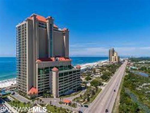 Photo of 23972 Perdido Beach Blvd #2605, Orange Beach, AL 36561 (MLS # 313667)
