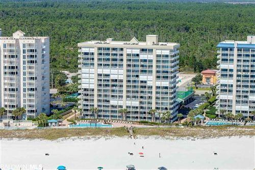 Photo of 24900 Perdido Beach Blvd #606, Orange Beach, AL 36561 (MLS # 313685)