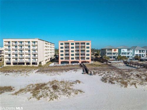 Photo of 23094 Perdido Beach Blvd #405, Orange Beach, AL 36561 (MLS # 307690)