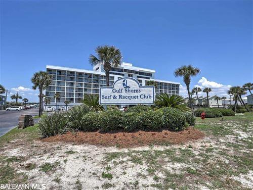 Photo of 1832 W Beach Blvd #A-314, Gulf Shores, AL 36542 (MLS # 315696)