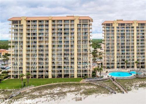 Photo of 25020 Perdido Beach Blvd #102 B, Orange Beach, AL 36561 (MLS # 317714)