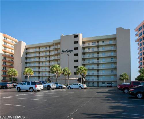 Photo of 25300 Perdido Beach Blvd #404, Orange Beach, AL 36561 (MLS # 296741)