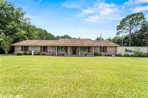 Photo of 15208 Black & Griffin Road, Loxley, AL 36551 (MLS # 286752)
