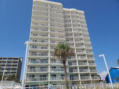Photo of 24568 Perdido Beach Blvd #1206, Orange Beach, AL 36561 (MLS # 319752)
