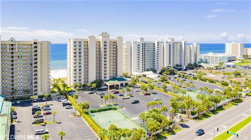Photo of 24880 Perdido Beach Blvd #1201, Orange Beach, AL 36561 (MLS # 300754)