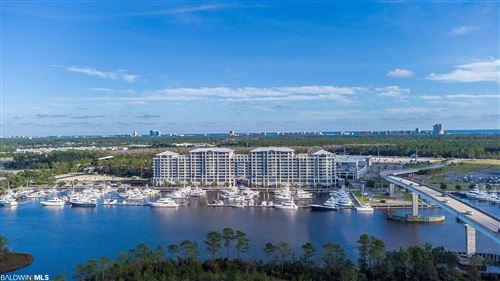 Photo of 4851 Wharf Pkwy #825, Orange Beach, AL 36561 (MLS # 321812)