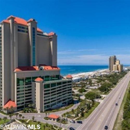 Photo of 23972 Perdido Beach Blvd #1609, Orange Beach, AL 36561 (MLS # 314836)