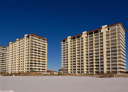 Photo of 25020 Perdido Beach Blvd #804A, Orange Beach, AL 36561 (MLS # 319837)