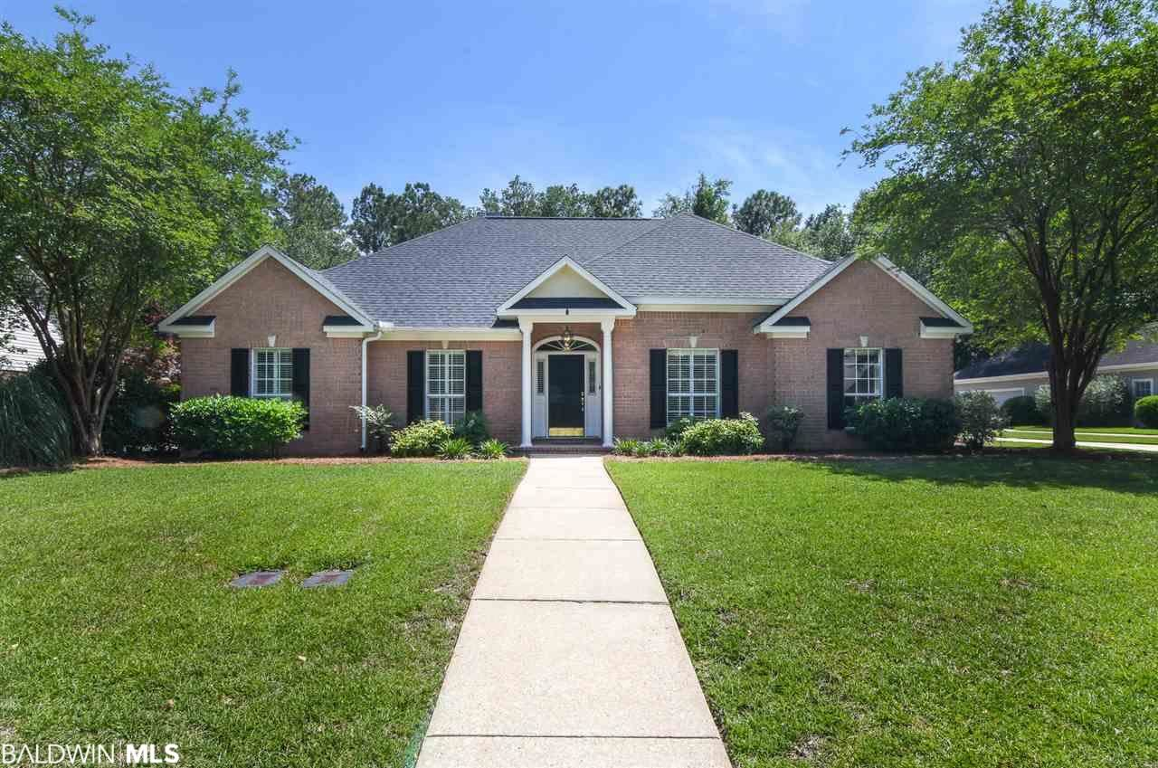110 South Drive, Fairhope, AL 36532 - #: 297846