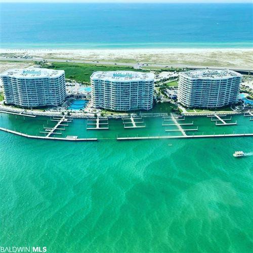 Photo of 28105 Perdido Beach Blvd #D416, Orange Beach, AL 36561 (MLS # 317849)