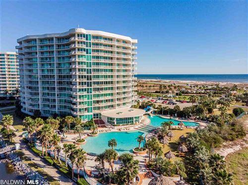 Photo of 28103 Perdido Beach Blvd #B-809, Orange Beach, AL 36561 (MLS # 289856)