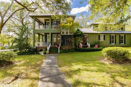 Photo of 14507 Island Avenue, Magnolia Springs, AL 36555 (MLS # 305874)