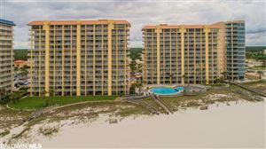 Photo of 25020 Perdido Beach Blvd #802 B, Orange Beach, AL 36561 (MLS # 289884)