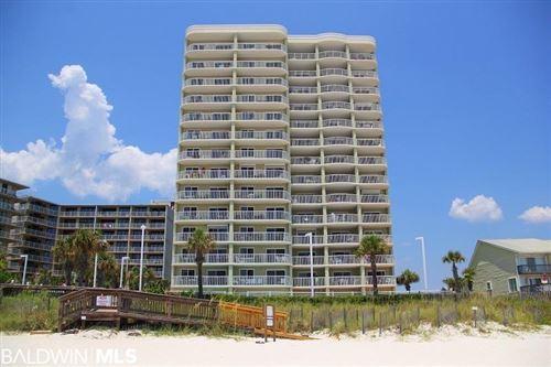 Photo of 24568 Perdido Beach Blvd #605, Orange Beach, AL 36561 (MLS # 321904)