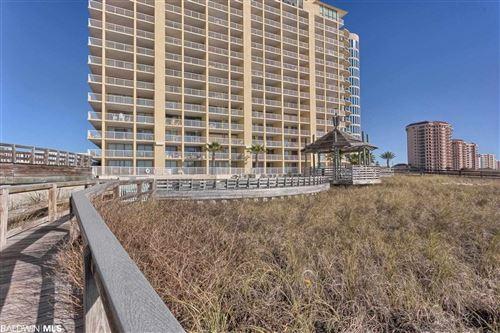 Photo of 25020 Perdido Beach Blvd #202A, Orange Beach, AL 36561 (MLS # 315927)