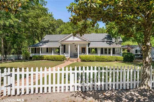 Photo of 17088 Scenic Highway 98, Fairhope, AL 36532 (MLS # 264938)