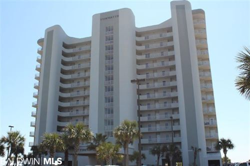 Photo of 26750 Perdido Beach Blvd #803, Orange Beach, AL 36561 (MLS # 315942)