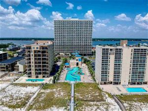 Photo of 1010 W Beach Blvd #1004, Gulf Shores, AL 36542 (MLS # 288944)