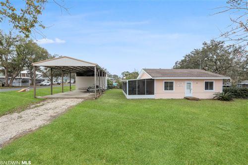 Photo of 5465 Bayou St John Avenue, Orange Beach, AL 36561 (MLS # 307989)