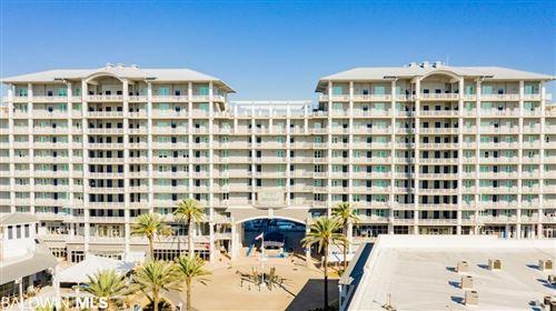 Photo of 4851 Wharf Pkwy #401, Orange Beach, AL 36561 (MLS # 307990)