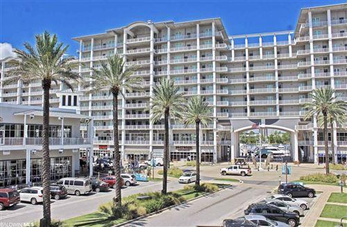Photo of 4851 Wharf Pkwy #520, Orange Beach, AL 36561 (MLS # 312993)