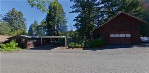 Photo of 11750 Ridge Drive, Guerneville, CA 95446 (MLS # 22011002)