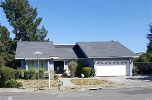 Photo of 3448 Crestview Way, Napa, CA 94558 (MLS # 21922009)