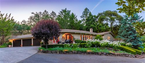 Photo of 400 Kortum Canyon Road, Calistoga, CA 94515 (MLS # 22010010)
