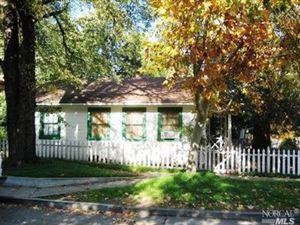 Photo of 1102 Myrtle Street, Calistoga, CA 94515 (MLS # 21830015)