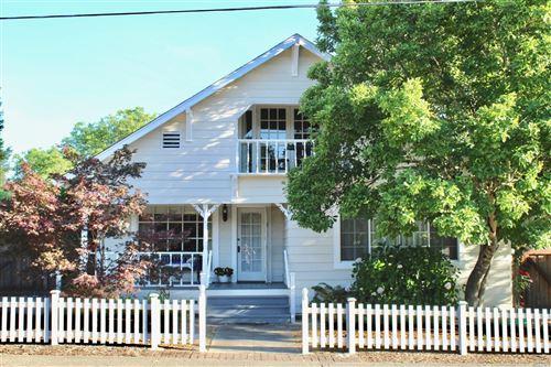 Photo of 112 Sherman Street, Healdsburg, CA 95448 (MLS # 22002016)