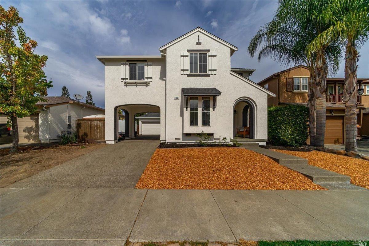 155 Bouquet Circle, Windsor, CA 95492 - MLS#: 321096029