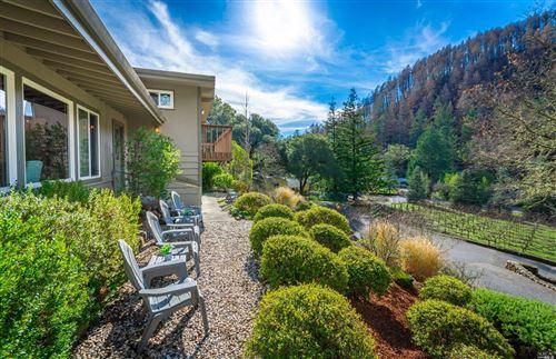 Tiny photo for 484 Crystal Springs Road, Saint Helena, CA 94574 (MLS # 22033035)